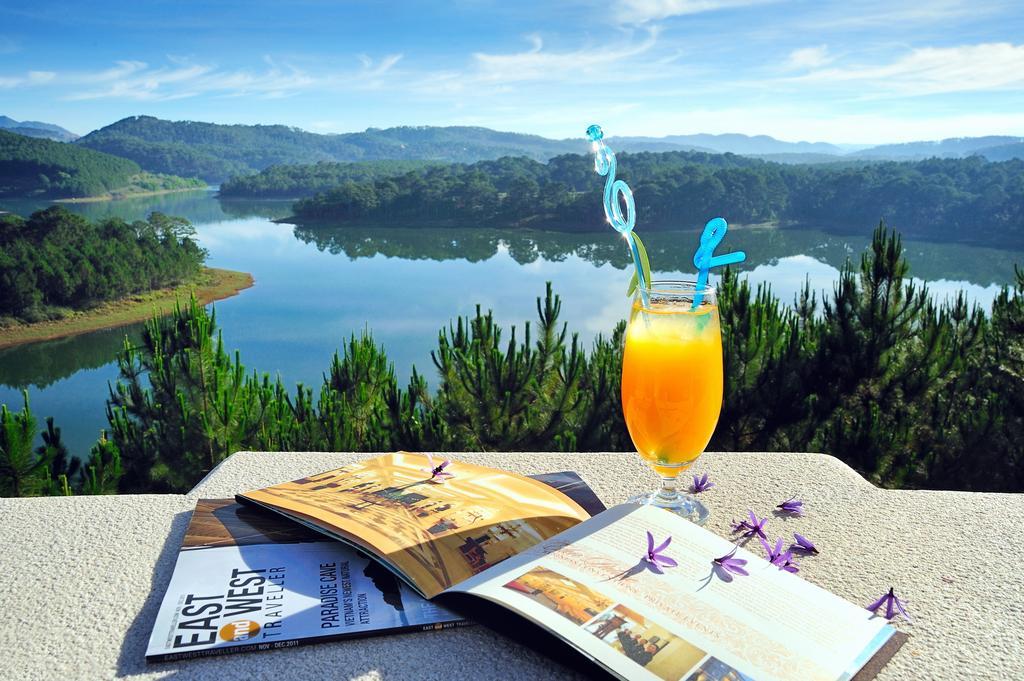Review chi tiết khách sạn 5 sao Đà Lạt gần hồ Tuyền Lâm - Ảnh 6.