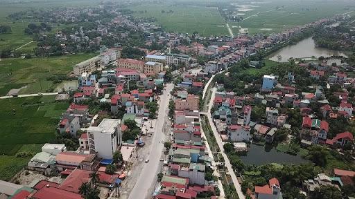 Phê duyệt chỉ giới đường đỏ đường trục phát triển kinh tế tại huyện Thanh Oai - Ảnh 1.