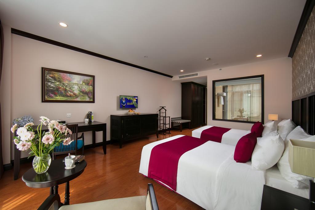 Review chi tiết khách sạn 5 sao Đà Lạt gần hồ Tuyền Lâm - Ảnh 4.