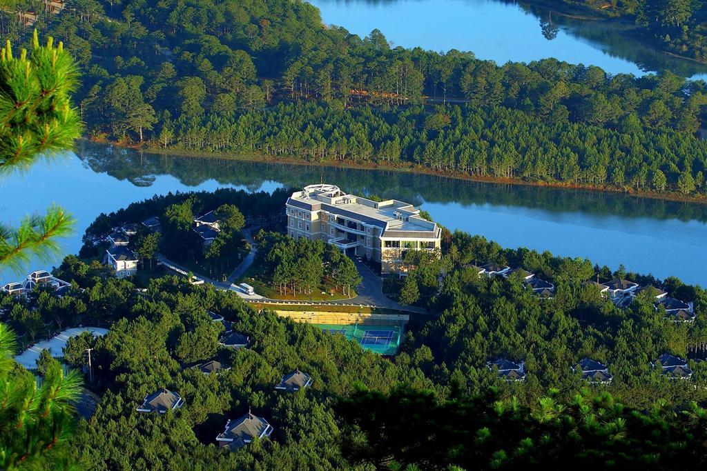 Review chi tiết khách sạn 5 sao Đà Lạt gần hồ Tuyền Lâm - Ảnh 5.