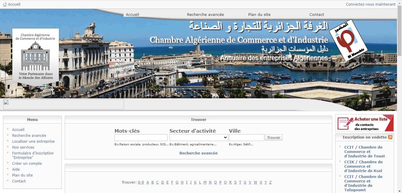 Tra cứu thông tin hơn 18.000 doanh nghiệp tại Algeria - Ảnh 1.