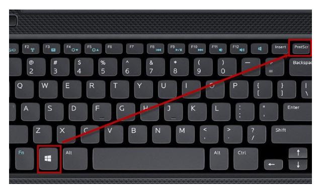 Cách chụp ảnh màn hình máy tính trên Asus, Macbook, Dell đơn giản và hiệu quả - Ảnh 1.
