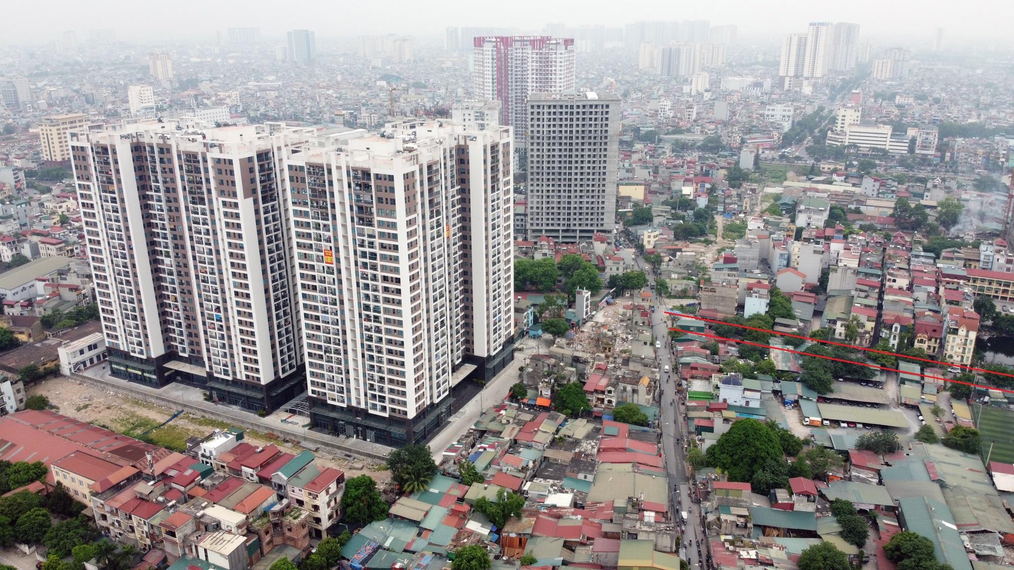 đường sẽ mở theo qui hoạch ở phường Định Công, Hoàng Mai, Hà Nội - Ảnh 14.