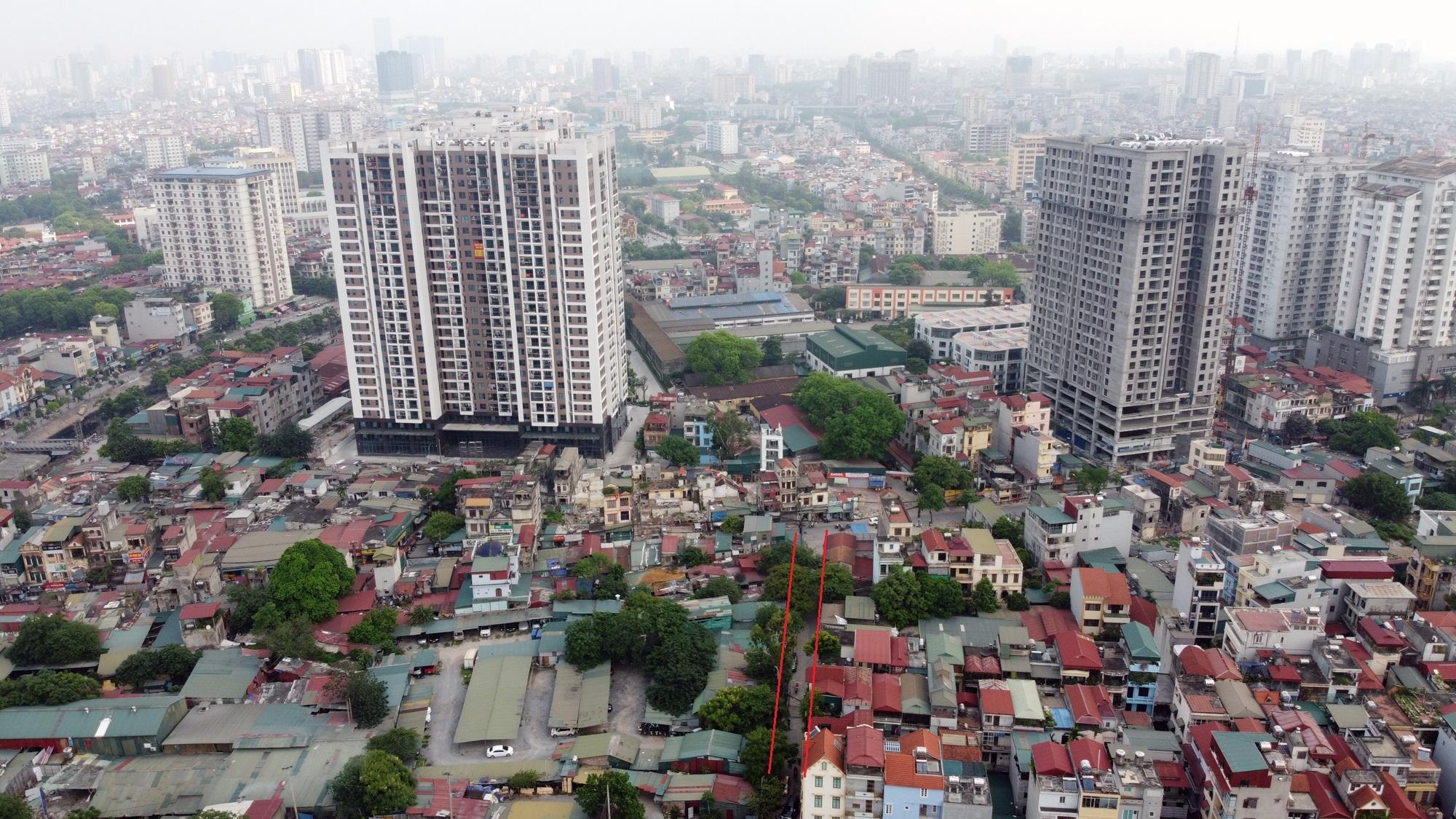 đường sẽ mở theo qui hoạch ở phường Định Công, Hoàng Mai, Hà Nội - Ảnh 15.