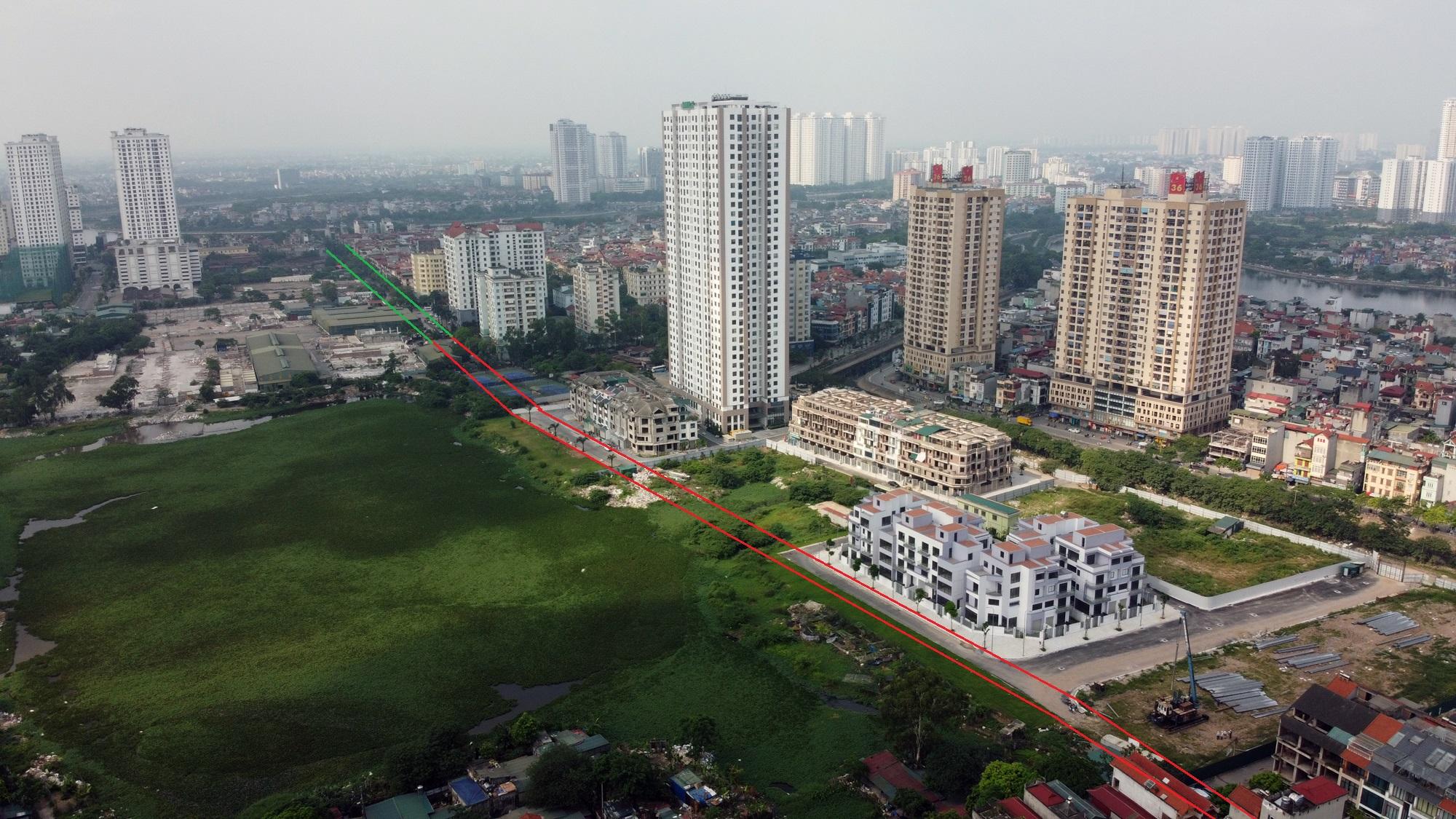 đường sẽ mở theo qui hoạch ở phường Định Công, Hoàng Mai, Hà Nội - Ảnh 17.