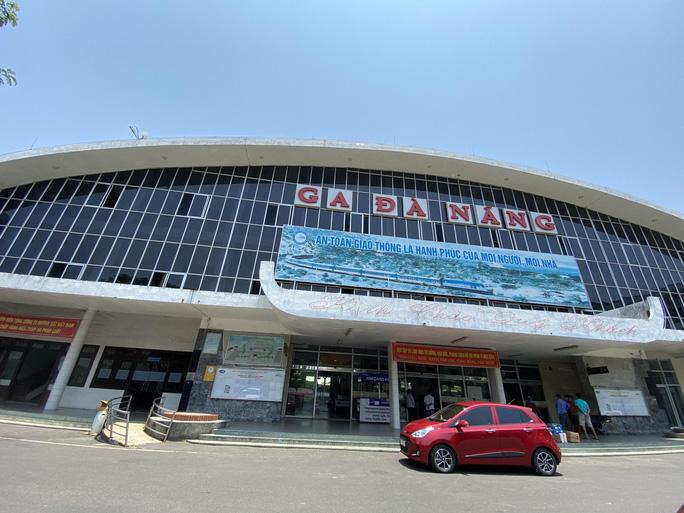 Xem xét di dời ga đường sắt Đà Nẵng ra khỏi trung tâm thành phố - Ảnh 1.