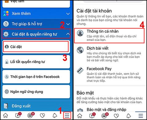 Cách khóa tài khoản facebook tạm thời trên điện thoại và máy tính đơn giản - Ảnh 1.