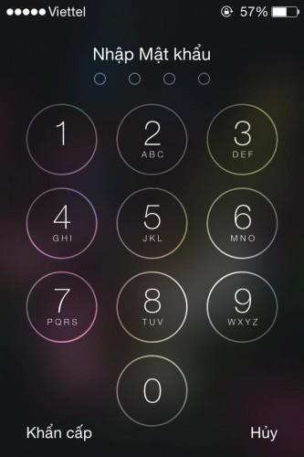 Hướng dẫn cách khóa ứng dụng và màn hình trên thiết bị iPhone - Ảnh 8.