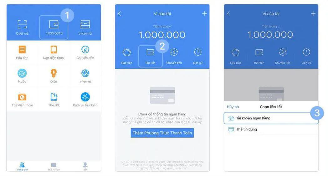 Hướng dẫn đăng kí và cách sử dụng ví điện tử Airpay thanh toán Online an toàn nhất - Ảnh 7.