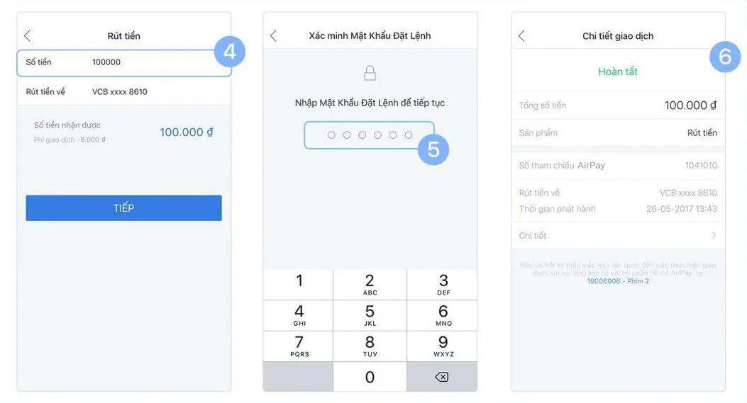 Hướng dẫn đăng kí và cách sử dụng ví điện tử Airpay thanh toán Online an toàn nhất - Ảnh 8.
