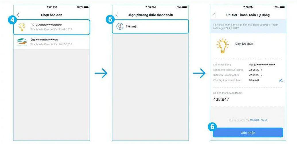 Hướng dẫn đăng kí và cách sử dụng ví điện tử Airpay thanh toán Online an toàn nhất - Ảnh 6.