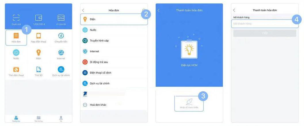 Hướng dẫn đăng kí và cách sử dụng ví điện tử Airpay thanh toán Online an toàn nhất - Ảnh 4.