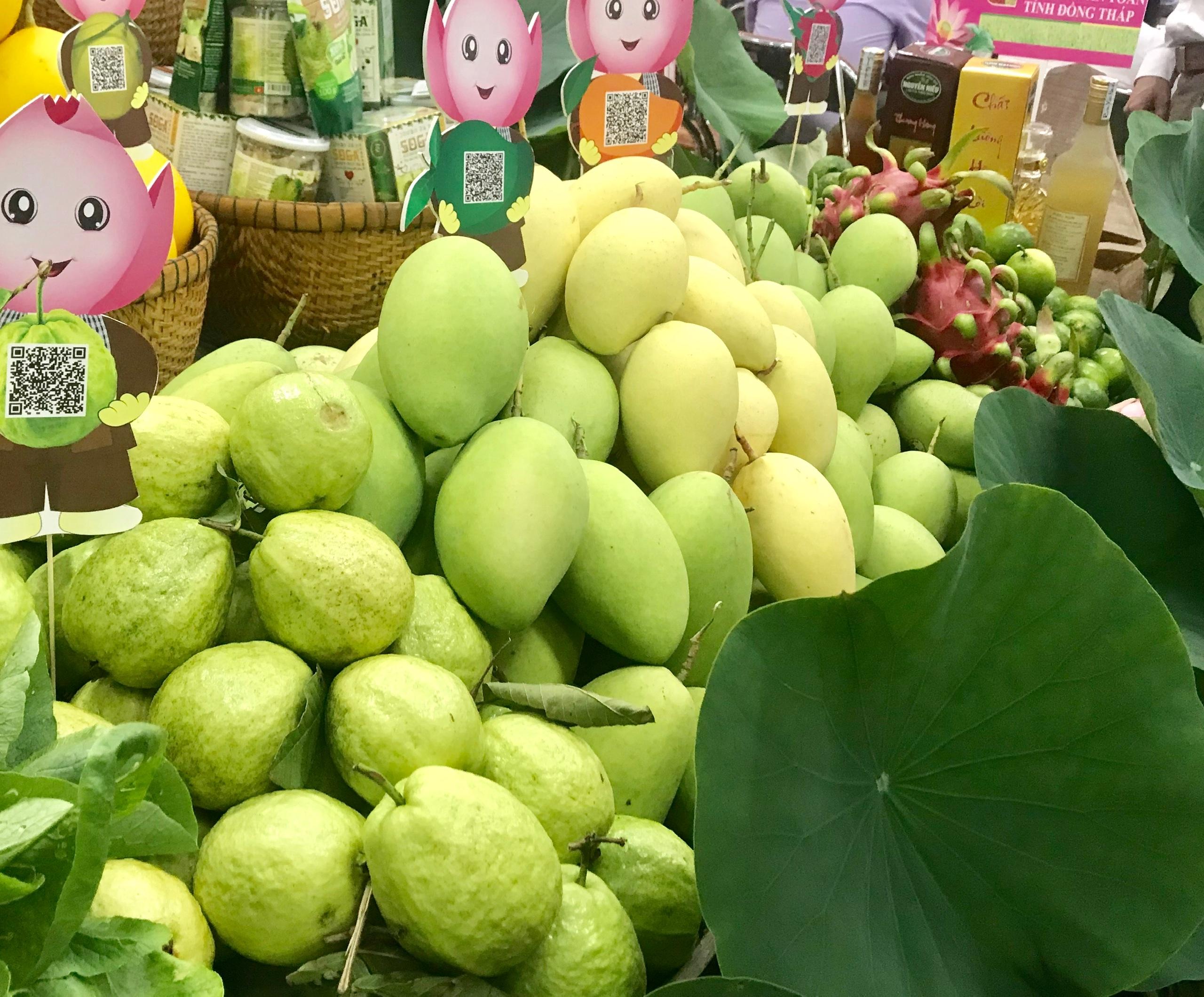 Xoài, ổi, măng cụt Việt Nam đang được người tiêu dùng Mỹ ưa chuộng - Ảnh 1.