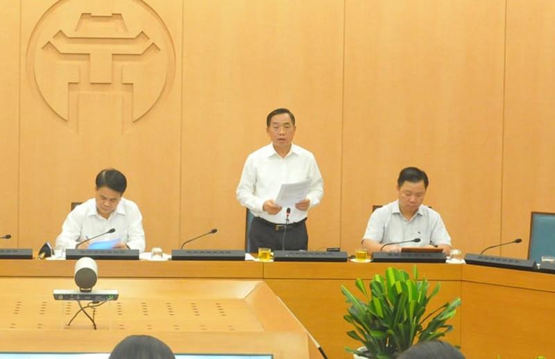 Hà Nội ghi nhận 72.275 người trở về từ Đà Nẵng - Ảnh 1.