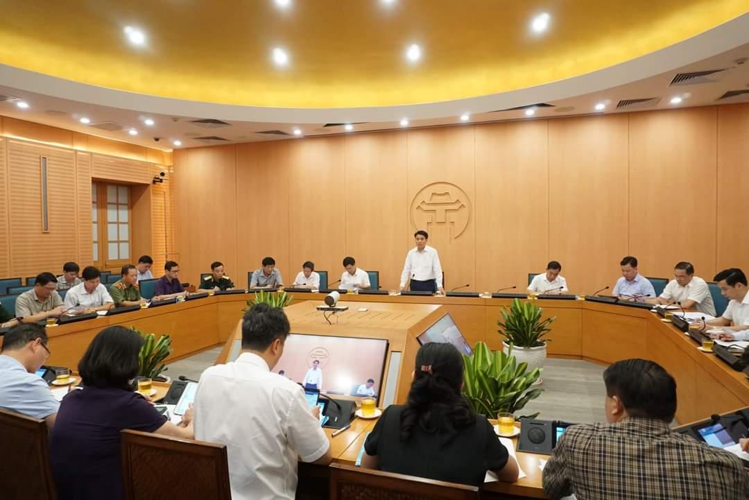 Hà Nội phấn đấu xét nghiệm xong 75.000 người từ Đà Nẵng trước 20/8 - Ảnh 1.