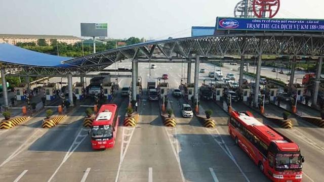 Ô tô kinh doanh vận tải được giảm 10-30% phí sử dụng đường bộ từ 10/8  - Ảnh 1.