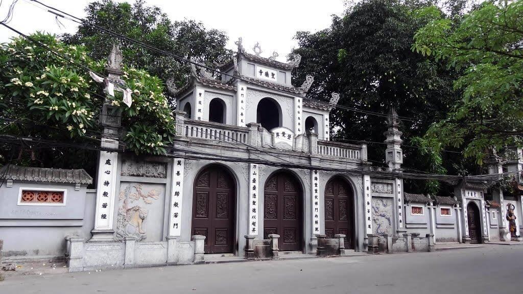 Cầu nhân duyên, phước lành, đừng quên ghé thăm 9 ngôi chùa linh thiêng nổi tiếng tại Hà Nội  - Ảnh 1.