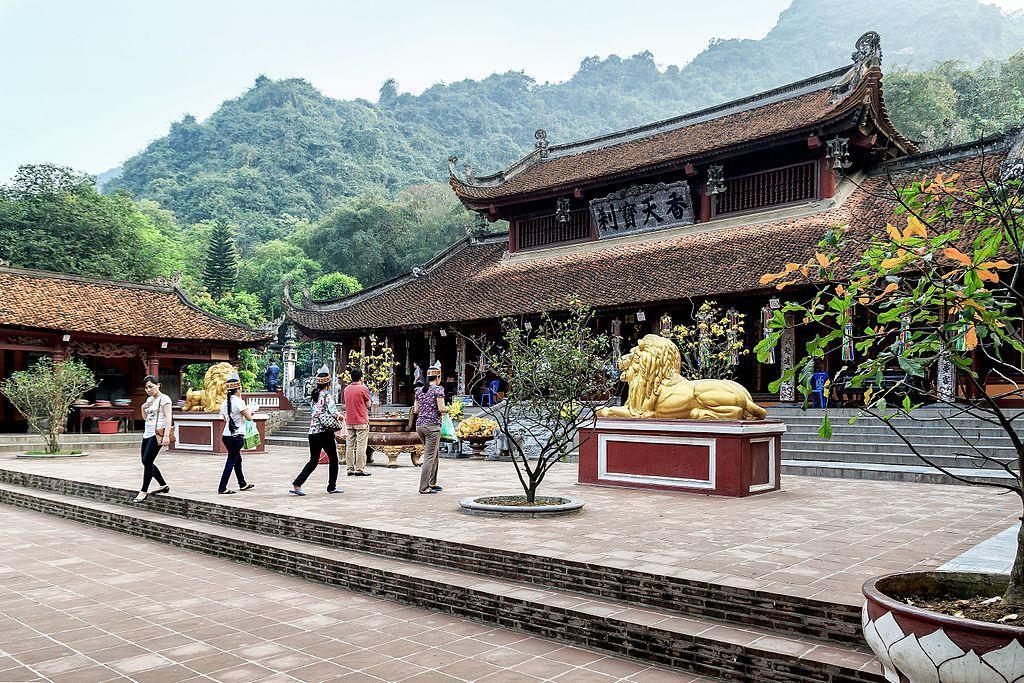 Cầu nhân duyên, phước lành, đừng quên ghé thăm 9 ngôi chùa linh thiêng nổi tiếng tại Hà Nội  - Ảnh 7.