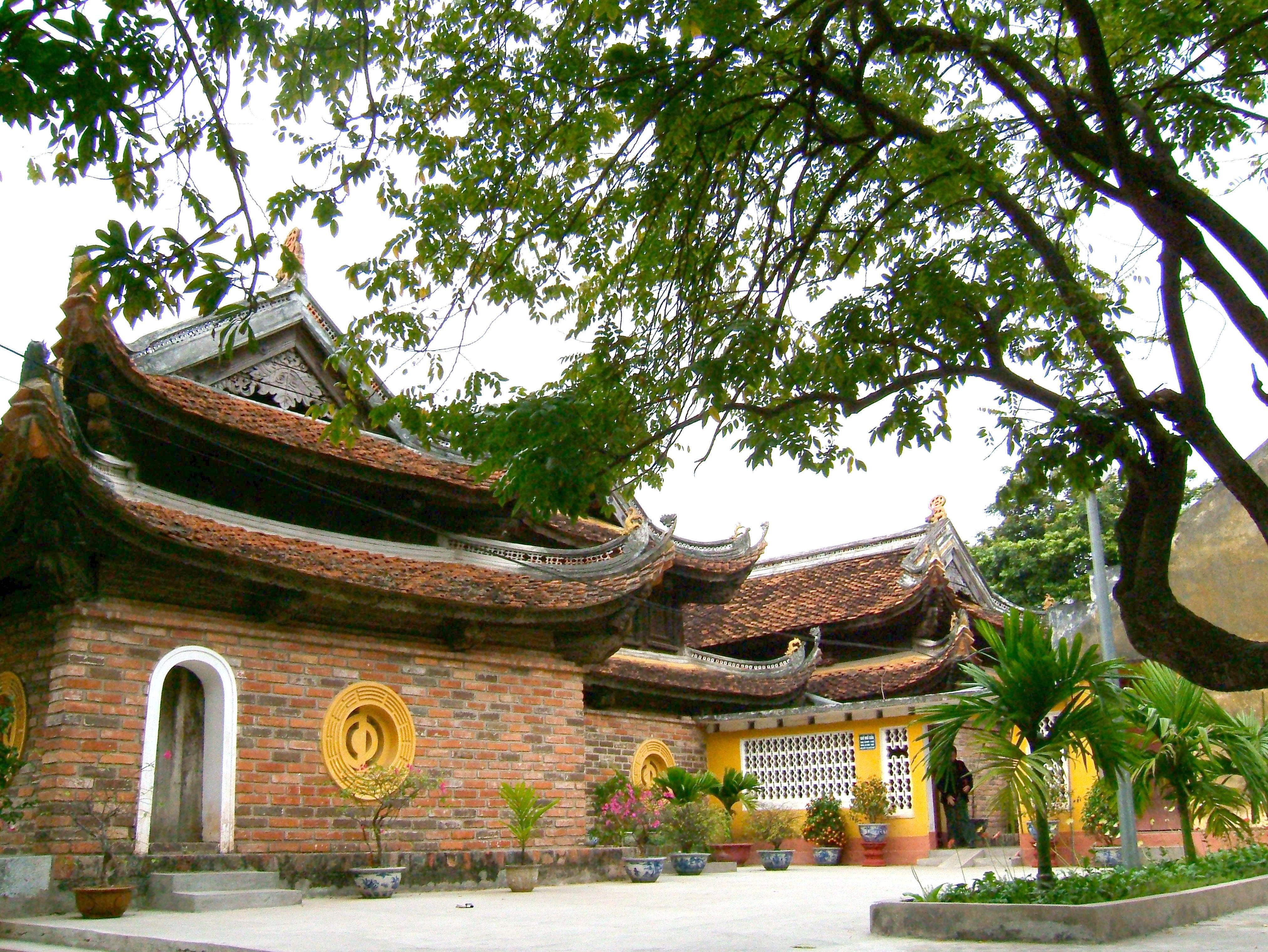 Cầu nhân duyên, phước lành, đừng quên ghé thăm 9 ngôi chùa linh thiêng nổi tiếng tại Hà Nội  - Ảnh 3.