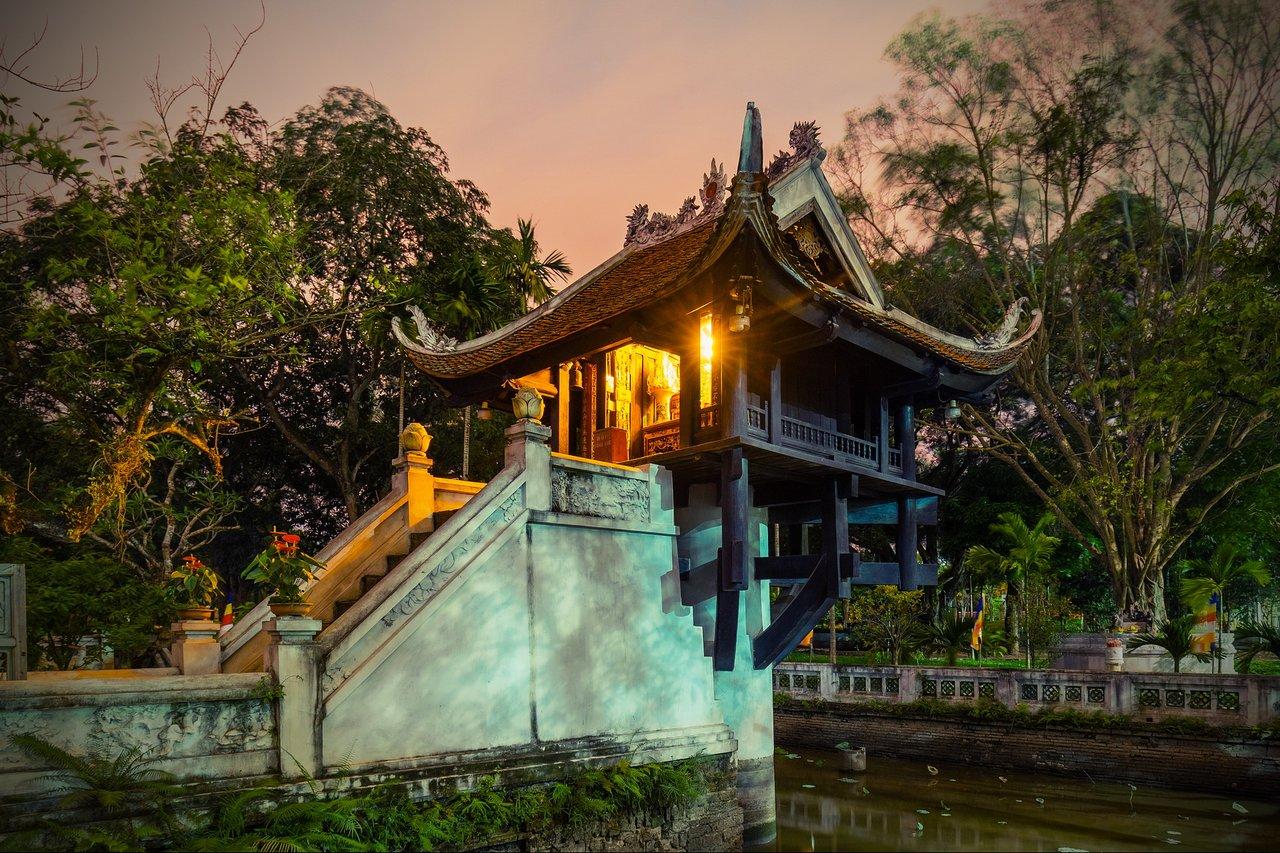 Cầu nhân duyên, phước lành, đừng quên ghé thăm 9 ngôi chùa linh thiêng nổi tiếng tại Hà Nội  - Ảnh 6.