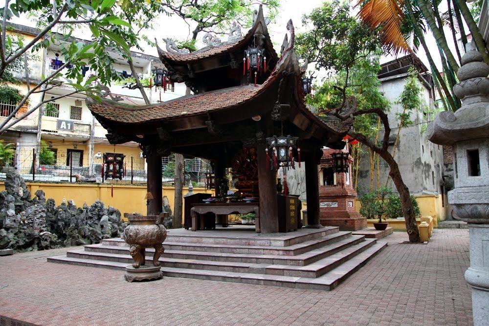 Cầu nhân duyên, phước lành, đừng quên ghé thăm 9 ngôi chùa linh thiêng nổi tiếng tại Hà Nội  - Ảnh 5.