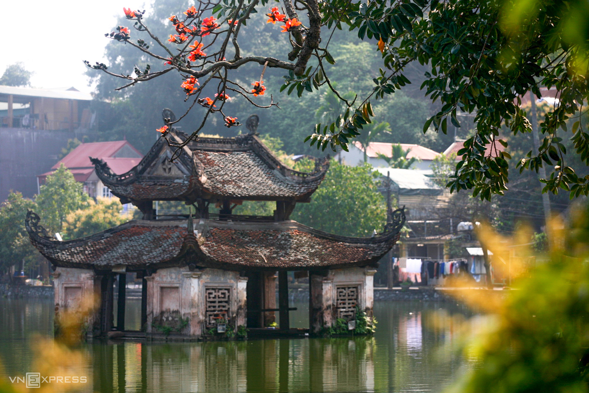 Cầu nhân duyên, phước lành, đừng quên ghé thăm 9 ngôi chùa linh thiêng nổi tiếng tại Hà Nội  - Ảnh 9.