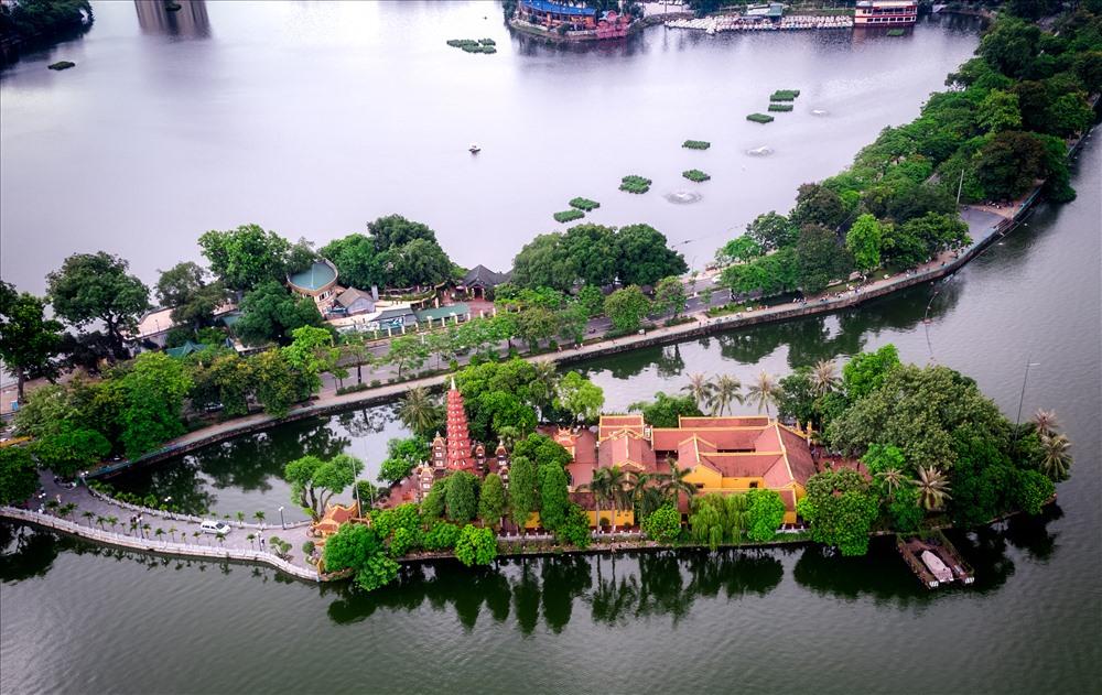 Cầu nhân duyên, phước lành, đừng quên ghé thăm 9 ngôi chùa linh thiêng nổi tiếng tại Hà Nội  - Ảnh 2.