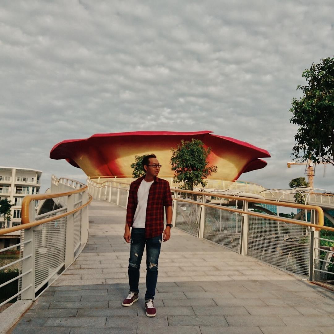 Trốn ồn ào, náo nhiệt nơi phố thị với 'Garden by the Bay' phiên bản Sài Gòn - Ảnh 7.