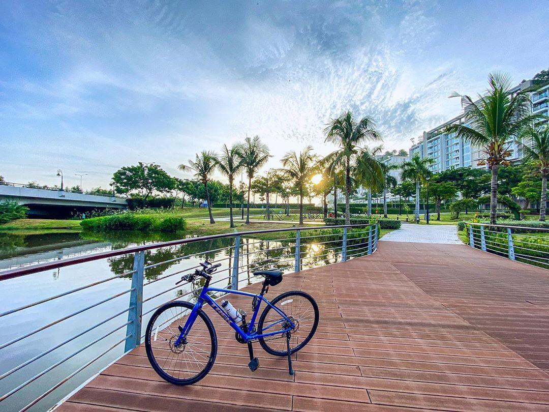 Trốn ồn ào, náo nhiệt nơi phố thị với 'Garden by the Bay' phiên bản Sài Gòn - Ảnh 5.
