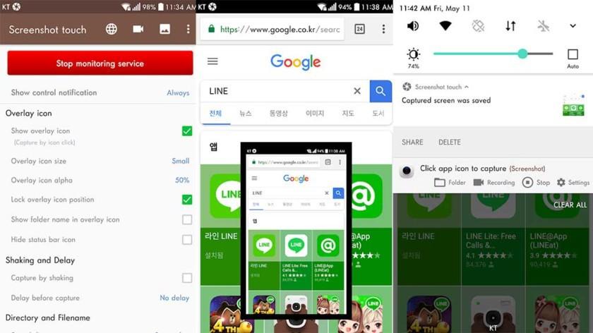 Tổng hợp ứng dụng chụp màn hình điện thoại hoàn toàn miễn phí cho Android, IOS - Ảnh 2.