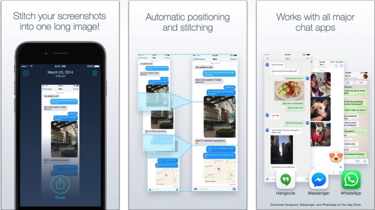 Tổng hợp ứng dụng chụp màn hình điện thoại hoàn toàn miễn phí cho Android, IOS - Ảnh 4.