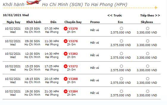 Vé máy bay Tết: các hãng vừa mở bán, nhiều chặng đã 'cháy vé' - Ảnh 3.