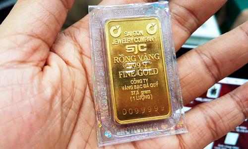 Giá vàng hôm nay 13/8: Vàng SJC tăng giảm trái chiều, duy trì dưới mức 57 triệu đồng/lượng - Ảnh 2.
