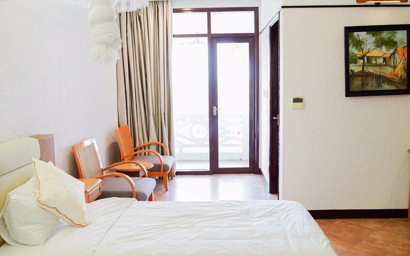 Bên trong 2 khách sạn Huế được sử dụng làm nơi cách li có thu phí - Ảnh 2.