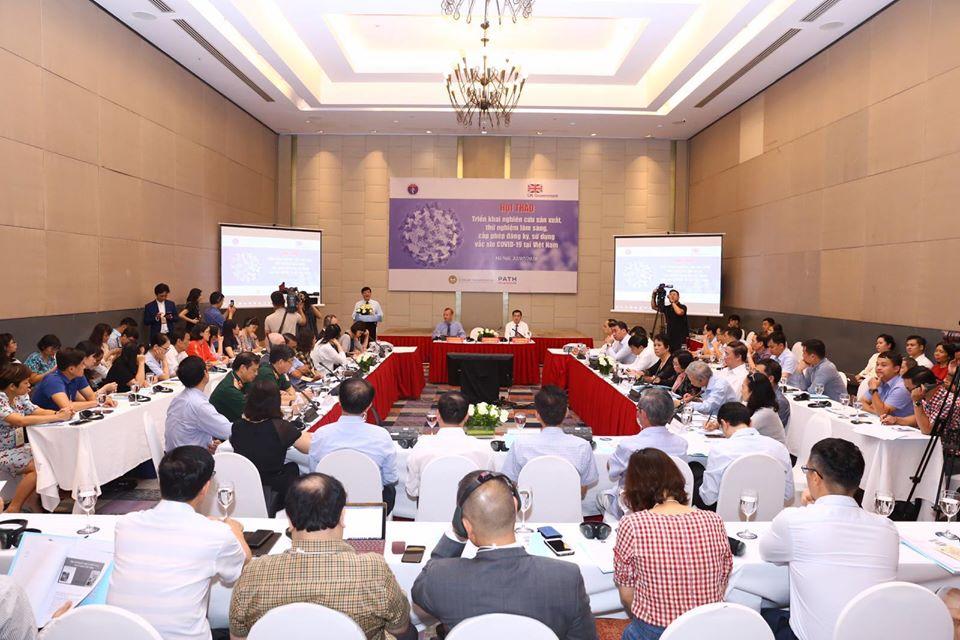 Việt Nam đang ở giai đoạn nào trong cuộc đua vắc xin COVID-19? - Ảnh 2.