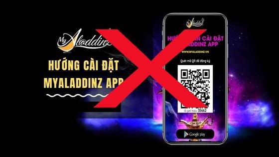 Cảnh báo nguy cơ mất tiền và đánh cắp dữ liệu khi sử dụng ứng dụng thanh toán hộ Myaladdinz - Ảnh 2.
