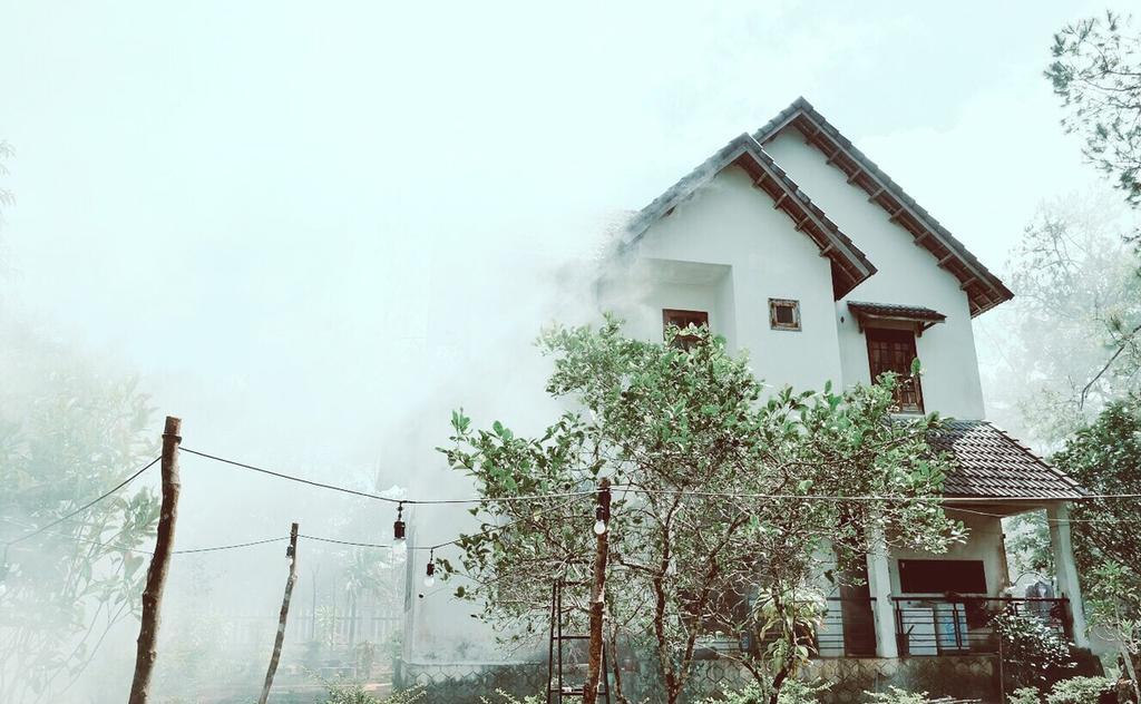 Những khu resort, homestay 'đẹp quên lối về' tại Măng Đen Kon Tum  - Ảnh 1.