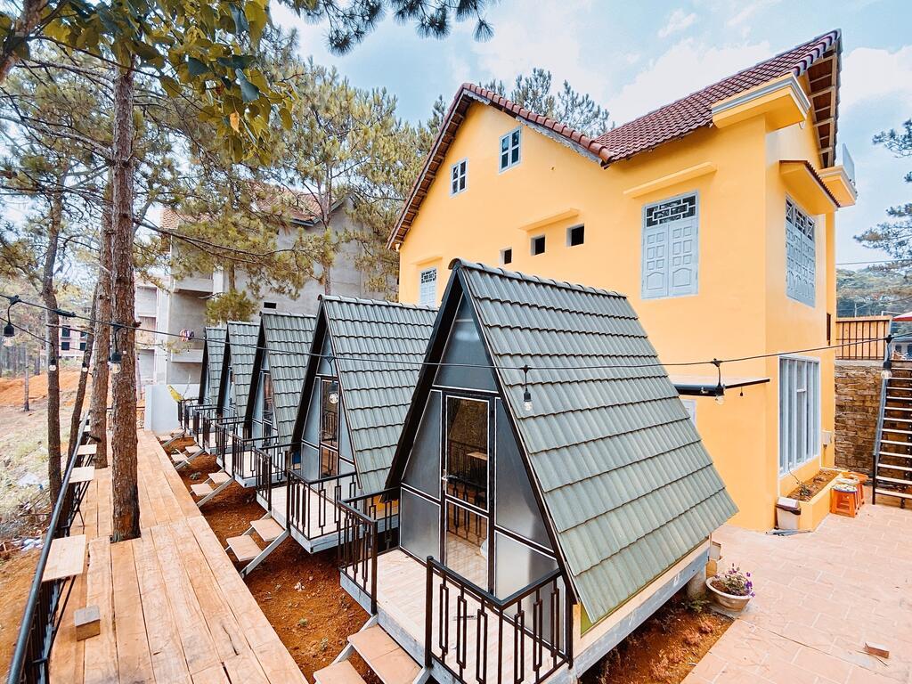 Những khu resort, homestay 'đẹp quên lối về' tại Măng Đen Kon Tum  - Ảnh 13.
