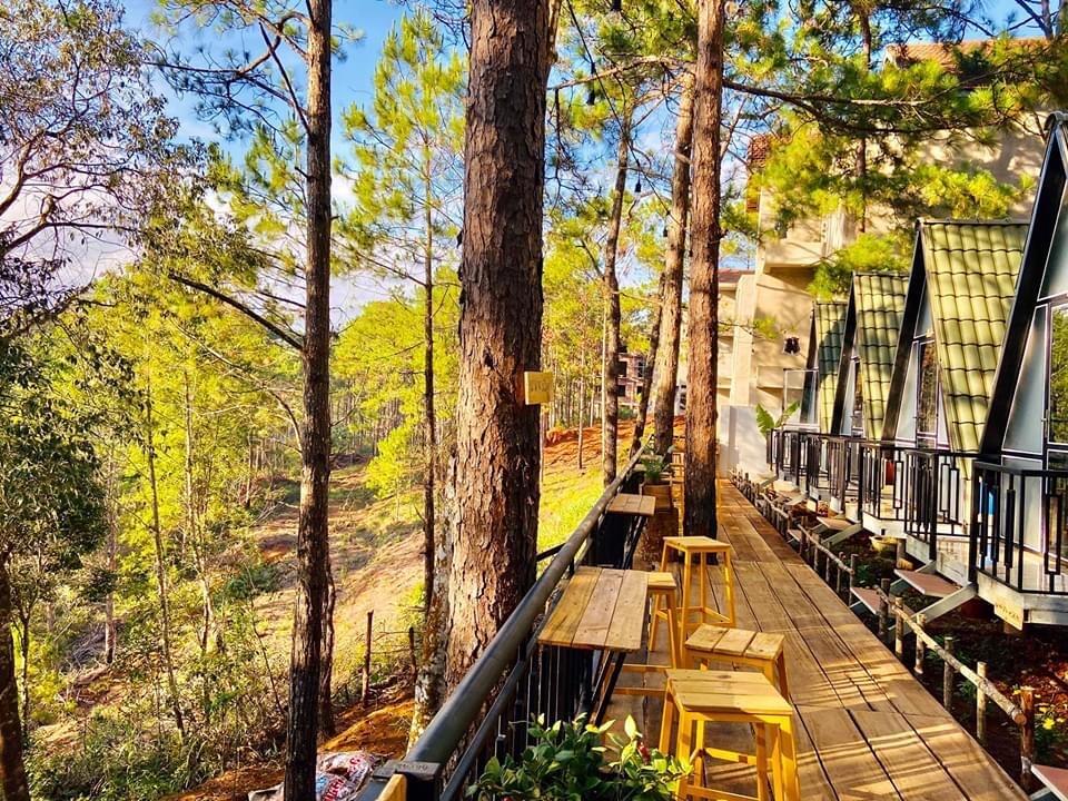 Những khu resort, homestay 'đẹp quên lối về' tại Măng Đen Kon Tum  - Ảnh 12.