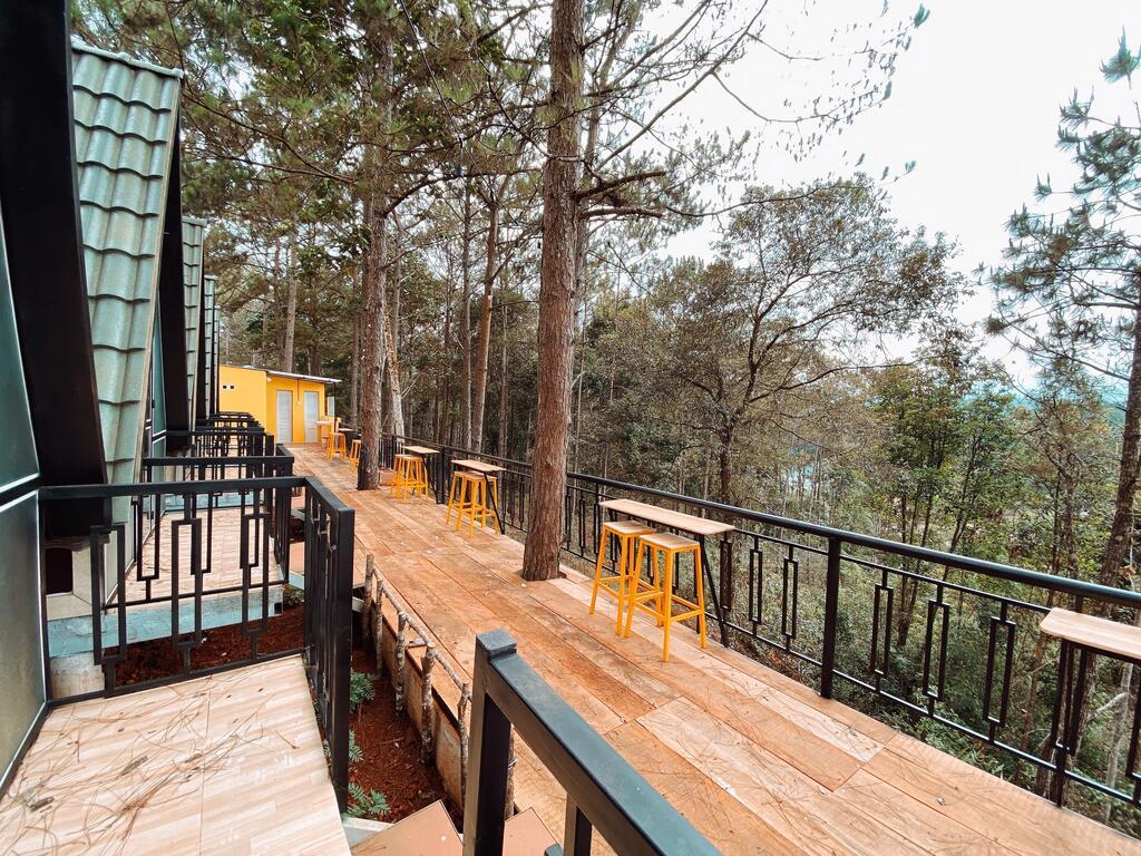 Những khu resort, homestay 'đẹp quên lối về' tại Măng Đen Kon Tum  - Ảnh 11.