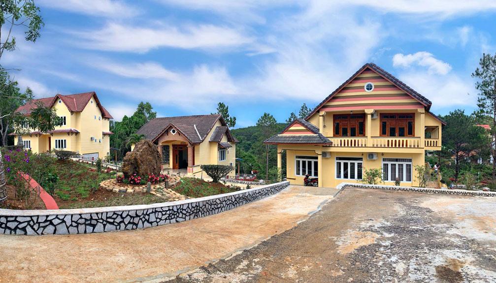Những khu resort, homestay 'đẹp quên lối về' tại Măng Đen Kon Tum  - Ảnh 17.