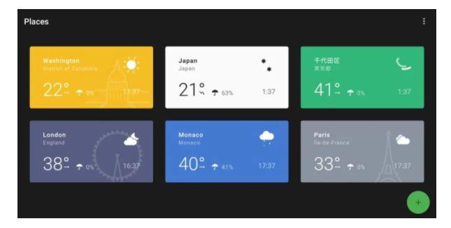 Tổng hợp những ứng dụng dự báo thời tiết hiện nay cho Android và iOS - Ảnh 3.