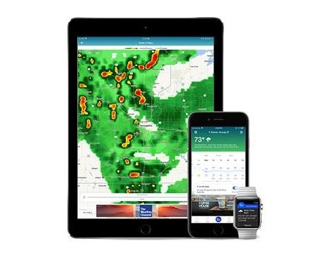 Tổng hợp những ứng dụng dự báo thời tiết hiện nay cho Android và iOS - Ảnh 6.