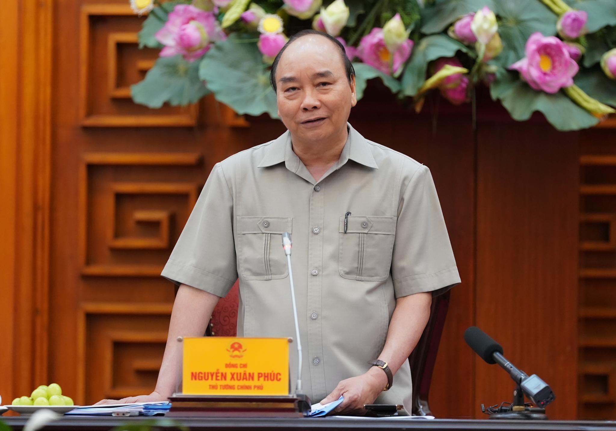 Thủ tướng: Kiểm soát  lạm phát dưới 4%, không để tăng trưởng âm và đứt gãy nền kinh tế - Ảnh 1.