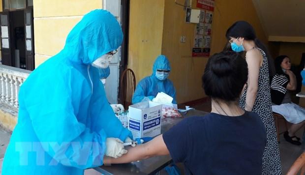 Bệnh nhân 620 ở Hà Nam từng đi xe khách với nhiều người - Ảnh 1.