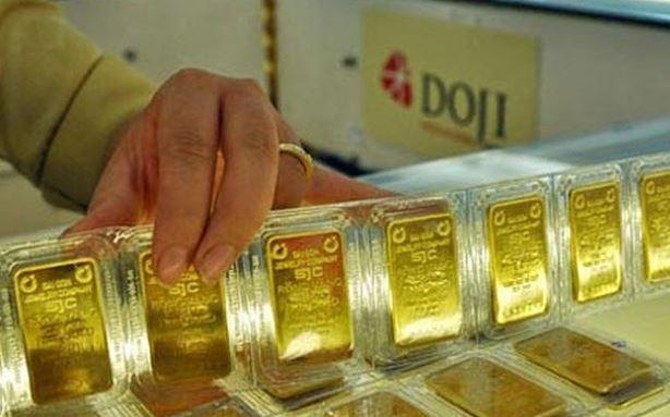 Giá vàng hôm nay 20/8:  SJC mất hơn 1,4 triệu đồng/lượng do đồng USD tăng trở lại - Ảnh 2.