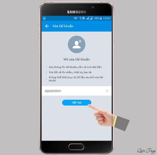 Cách xóa tài khoản vĩnh viễn trên điện thoại đơn giản nhất - Ảnh 8.