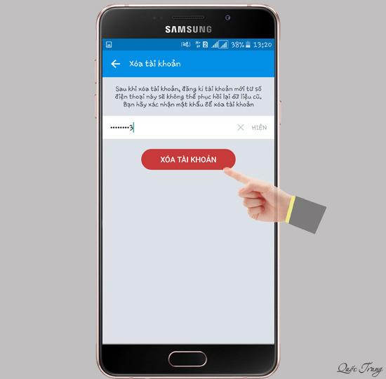 Cách xóa tài khoản vĩnh viễn trên điện thoại đơn giản nhất - Ảnh 9.