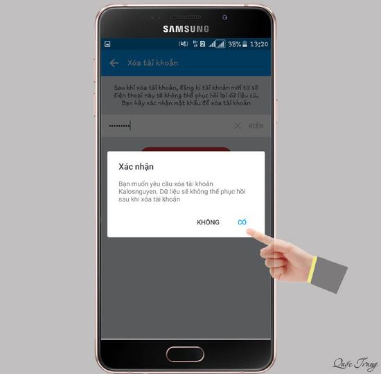 Cách xóa tài khoản vĩnh viễn trên điện thoại đơn giản nhất - Ảnh 10.