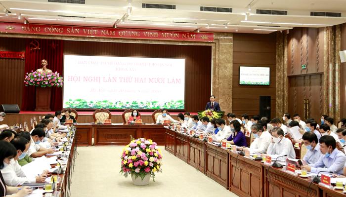 Hà Nội đặt mục tiêu thu nhập bình quân đầu người  8.500 USD vào năm 2025 - Ảnh 2.